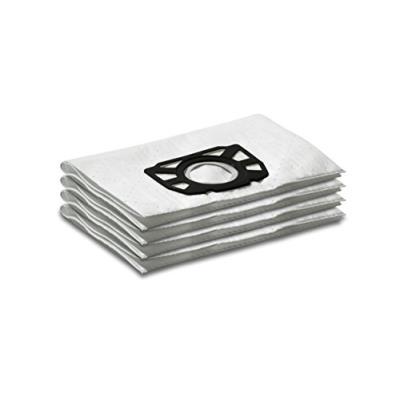 Kärcher 6.904-413 sachet filtre ouate pour aspirateurs eau et poussières wd 7200 - 7700
