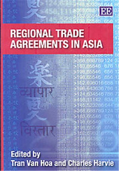 Regional Trade Agreements in Asia