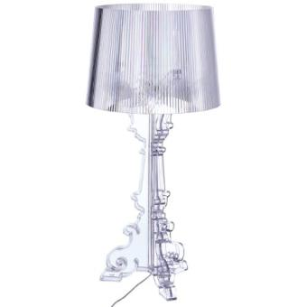 kartell 9070b4 lampe de table bourgie cristal achat prix fnac. Black Bedroom Furniture Sets. Home Design Ideas
