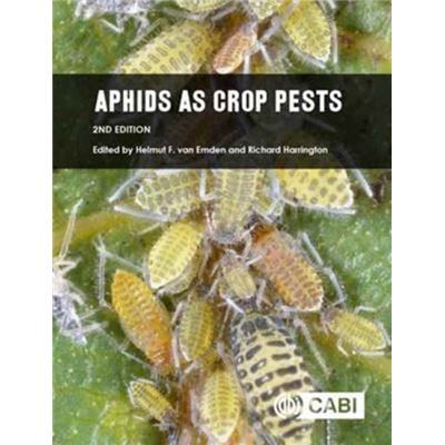 Aphids As Crop Pests 2E