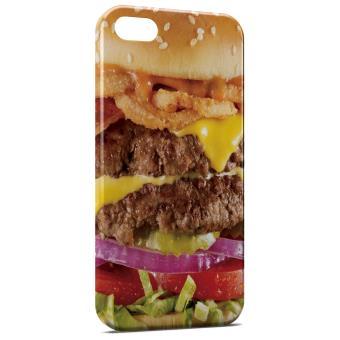 coque iphone 5 hamburger