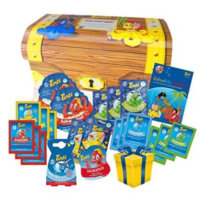 Tinti coffre de bain pour les enfants - pack de 23 produits