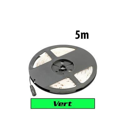Bande à LED 230 V, 5 mètres - Vert