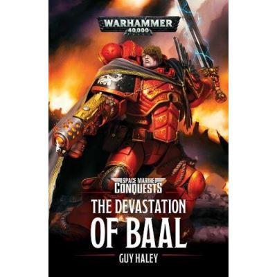 Devastation of Baal Pa - [Livre en VO]