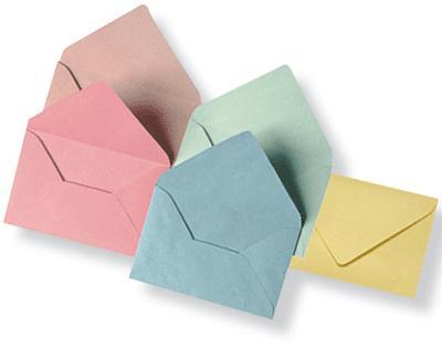 Gbc - Enveloppes Election Rose 64g - Boite De 500