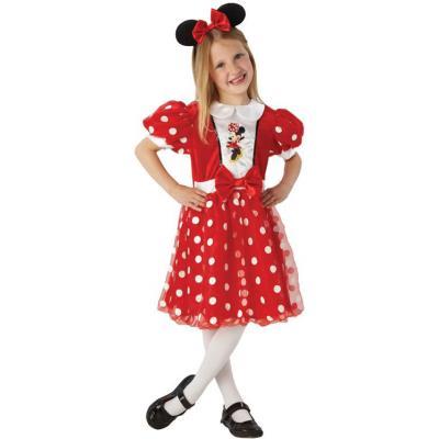 Déguisement Minnie Disney? fille 5 à 6 ans