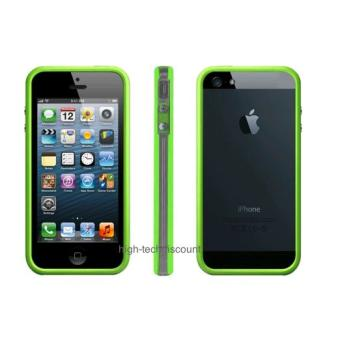 how to use flash on iphone housse etui coque bumper vert pour apple iphone 5 6183