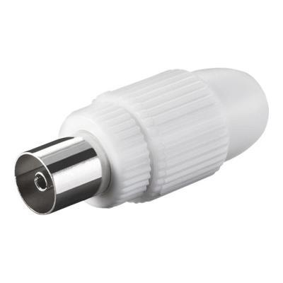 goobay CK 1001 - connecteur d'antenne - RF
