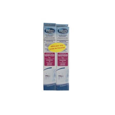 Whirlpool Jeu De 2 Filtres Usc100 Sms200 Pour Refrigerateur Ref: 48013100011
