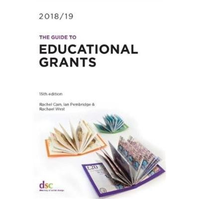 Guide To Educational Grants 2018/19