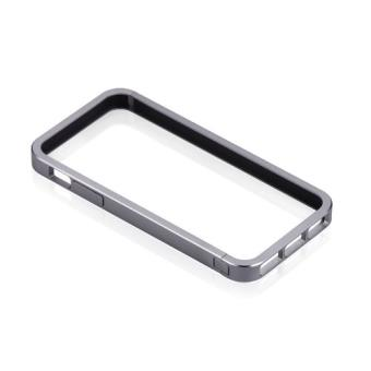 Just Mobile AluFrame Coque de protection pour telephone portable aluminium caoutchouc or pour Apple iPhone 5s