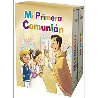 Mi primera comunion-biblia+oracione