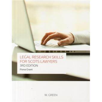 Legal research skills for scots law