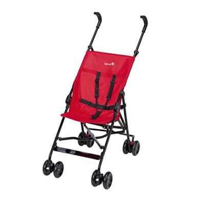 Safety 1st poussette canne fixe peps rouge