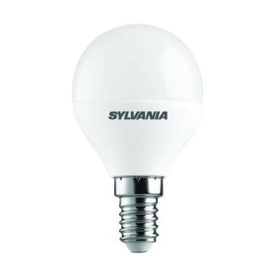 Sylvania ampoule toledo sphérique dépolie 25w e14