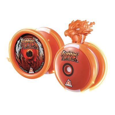 Blazing Team - Yo-yo Maitre Morphose Niveau 3 - Flamming Tiger