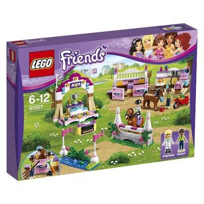Lego friends - 41057 - jeu de construction - le concours équestre de heartlake city 8900044
