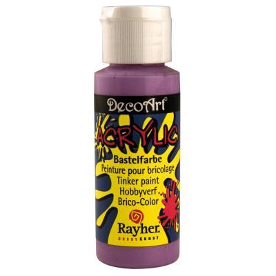 Peinture acrylique - Lavande - 59 ml