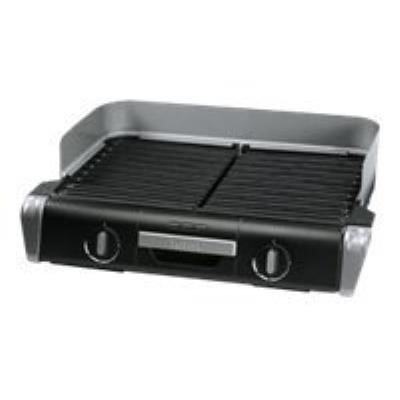 Tefal TG 8000 Family Favor Grill - gril - noir / argent