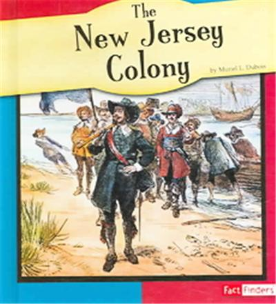 The New Jersey Colony, Fact Finders Series