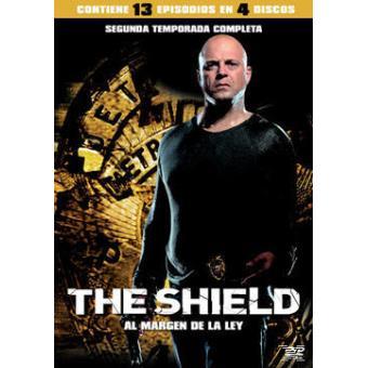 The Shield - Temporada 2 - DVD