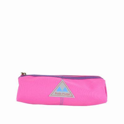 Trousse triangle PP Color 21 cm Rose