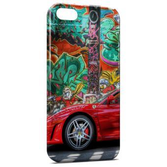 Coque iPhone 5C Ferrari 3