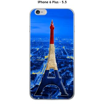 coque iphone 6 bleu blanc rouge