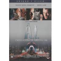 A.I. Inteligência Artificial - DVD