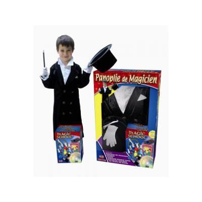 OID MAGIC - Costume 100 tours + dvd 5-7 ans