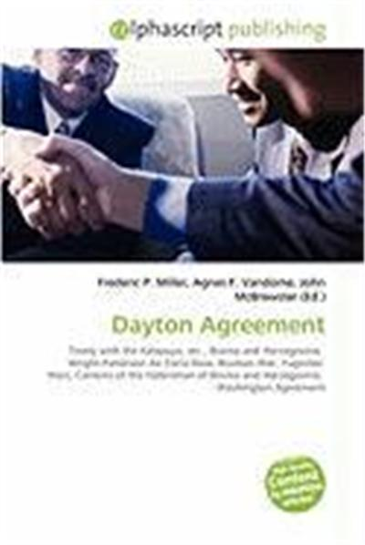 Dayton Agreement