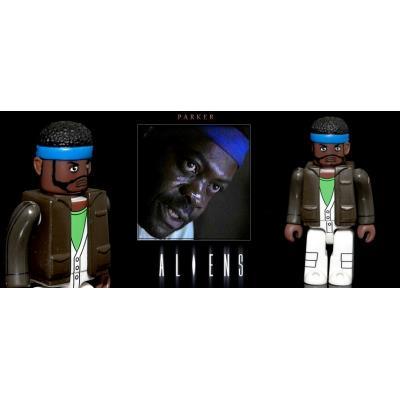ALIEN Figurine Parker Kubrick série 1 Medicom 6 cm
