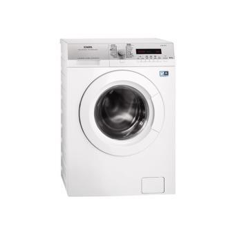 aeg lavamat turbo l76680nwd machine laver s chante chargement frontal pose libre blanc. Black Bedroom Furniture Sets. Home Design Ideas