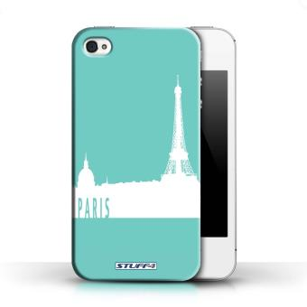 coque iphone 4 turquoise