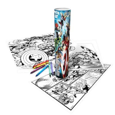 Le Monde de Dory - Posters à colorier - Enfant (Taille unique) (Multicolore) - UTSG8164