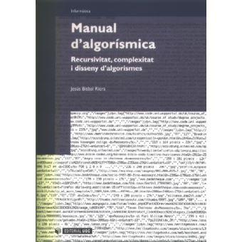 Manual d'algorísmica
