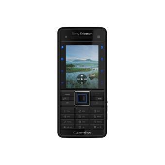 Téléphone GSM SONY ERICSSON C902 NOIR