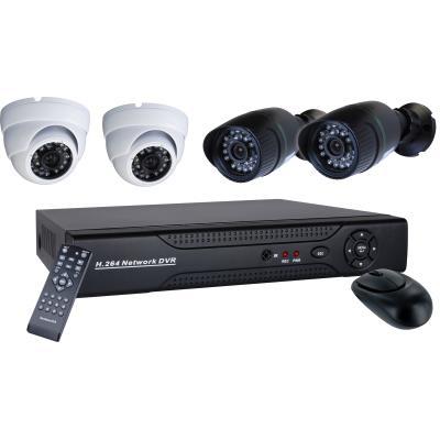 Eden dvr620s kit denregistrement de sécurité d1 smartwares