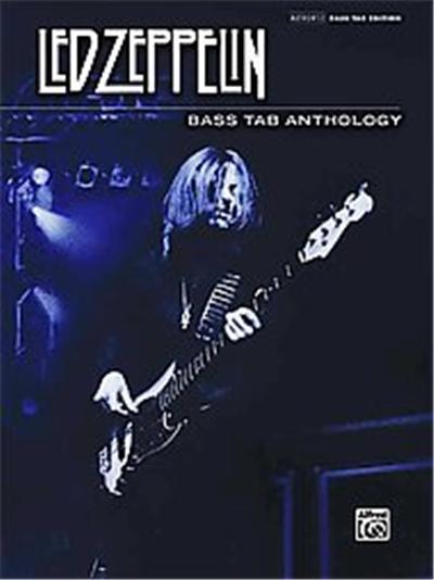 Led Zeppelin Bass Tab Anthology