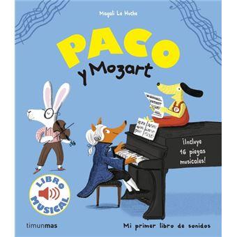 Paco y mozart-libro musical