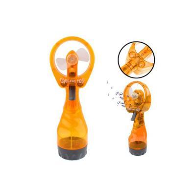 Yonis - Mini Ventilateur Brumisateur Portable Jet D'Eau Rafraîchisseur Orange