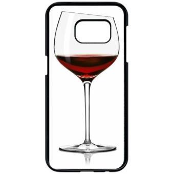 coque samsung s7 verre de vin