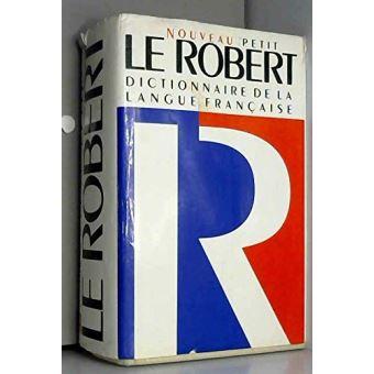 Nouveau Petit Robert Dictionnaire De La Langue Francais Unnamed - cartonné - Unnamed - Achat Livre   fnac