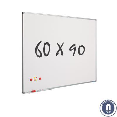 Tableau blanc 60 x 90 cm - magnétique