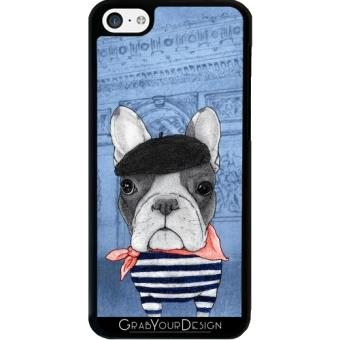 coque iphone 5 bouledogue