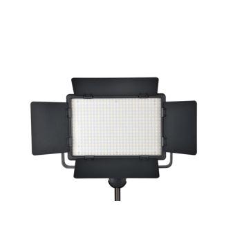 godox led1000w studio led vid o panneau de lumi re continu. Black Bedroom Furniture Sets. Home Design Ideas
