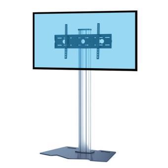support sur pied pour cran plat lcd led 37 39 39 70 39 39 hauteur 147 cm meuble tv achat prix fnac. Black Bedroom Furniture Sets. Home Design Ideas