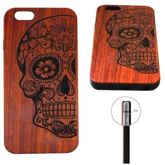 coque iphone 7 tete de mort mexicaine