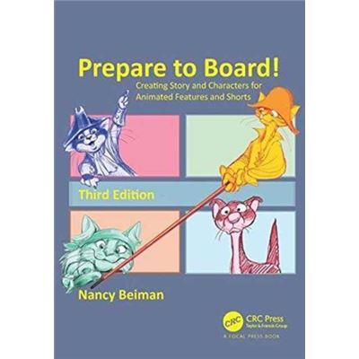 Prepare To Board Creating Story & Charac