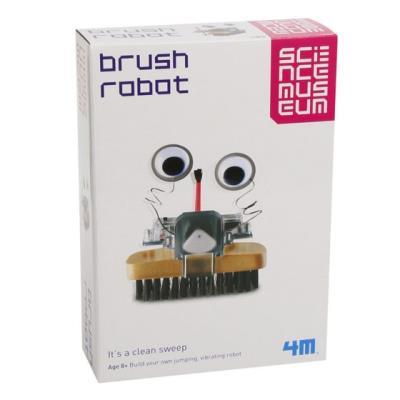 Science Museum - Brush Robot